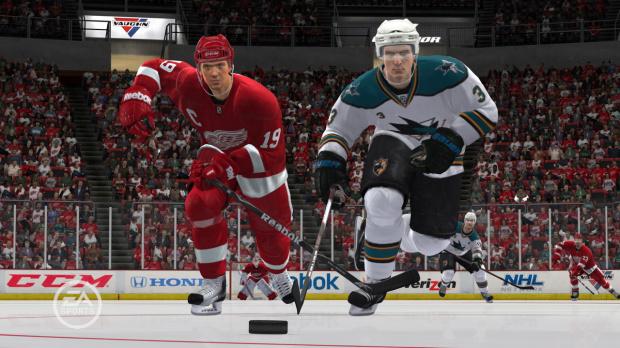 GC 2011: Images de NHL 12