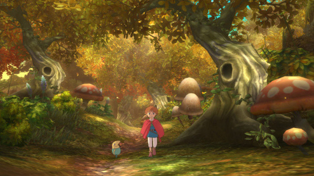 Ninokuni en Europe sur PS3 !