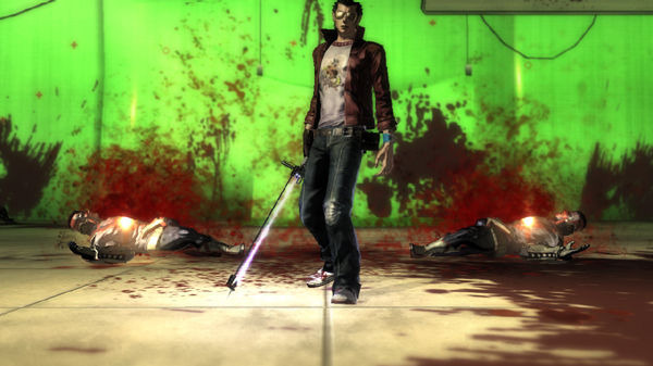 Images de No More Heroes : Red Zone