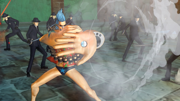 One Piece : Pirate Warriors 2 annoncé