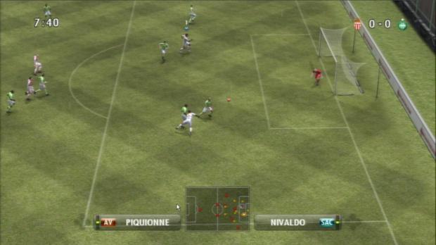 PES 2008 : un patch PS3