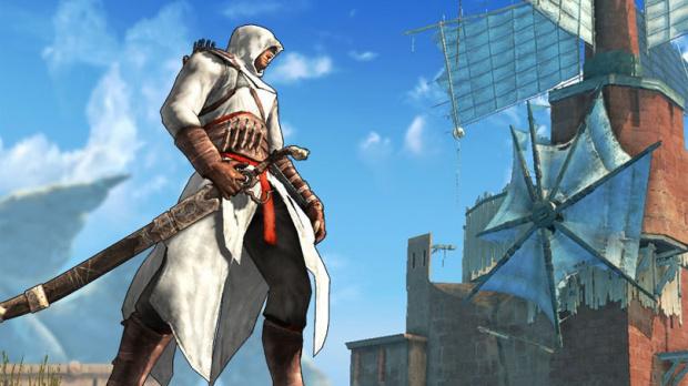 Altaïr dans Prince of Persia