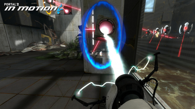 Portal 2 In Motion la semaine prochaine