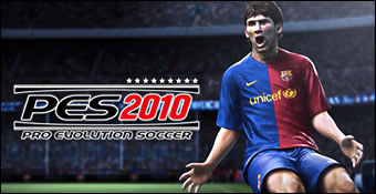 Pro Evolution Soccer 2010 - GC 2009
