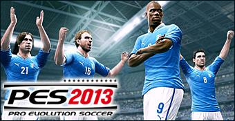 Pro Evolution Soccer 2013 - GC 2012