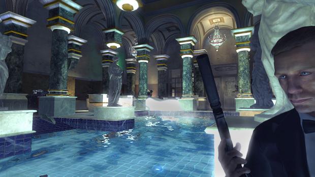 E3 2008 : Une image de Quantum of Solace