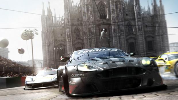 Une de plus Race Driver : Grid