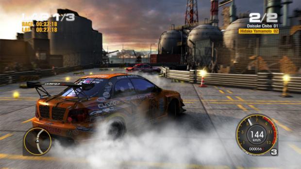 Une démo pour Race Driver : GRID cette semaine
