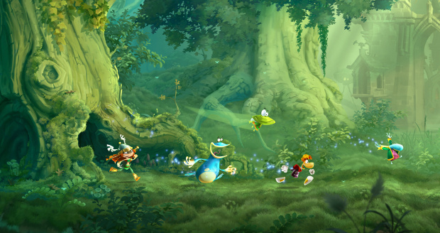 Rayman Legends aussi sur Vita ?