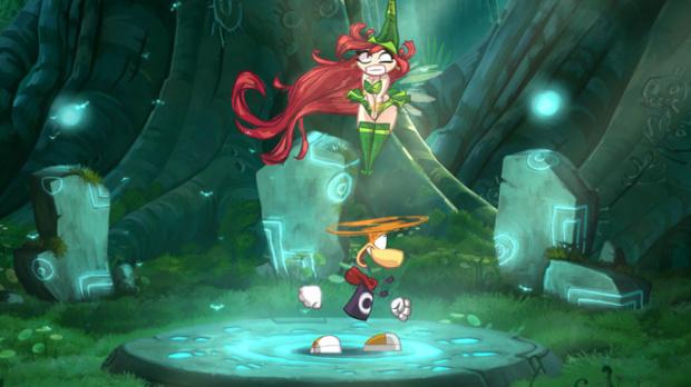 Rayman Origins en retard