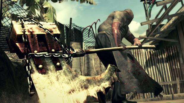 Resident Evil 5 en démo sur le PSN