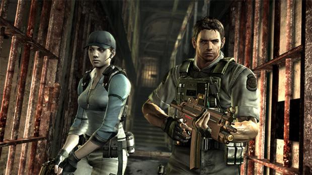 """Resident Evil 5 le pack """"Perdu dans les Cauchemars"""" est disponible"""