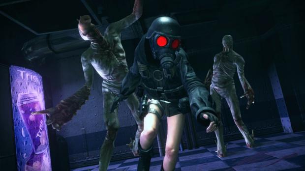 Resident Evil : Revelations - Lady Hunk et Rachael Ooze
