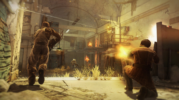 La démo multi de Resistance 3 réservée aux membres du Playstation+