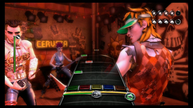 Rock Band ferme son réseau