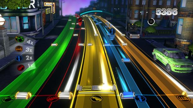 Rock Band: Un DLC Blitz sur Wii