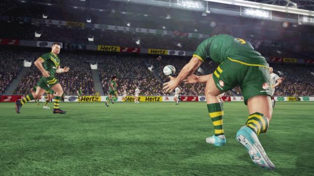 Une version World Cup pour Rugby League Live 2