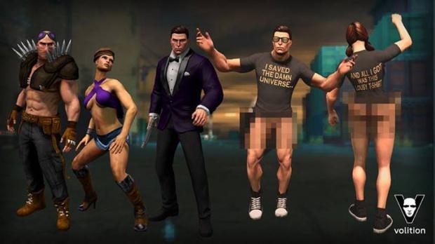 Un DLC gratuit pour Saints Row IV