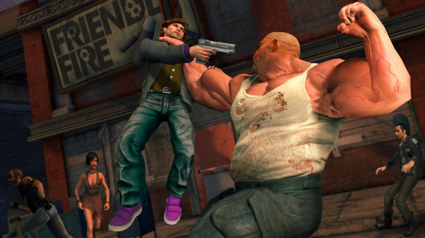 Concours Saints Row : The Third