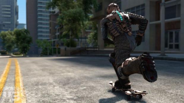 Premier DLC de Skate 3
