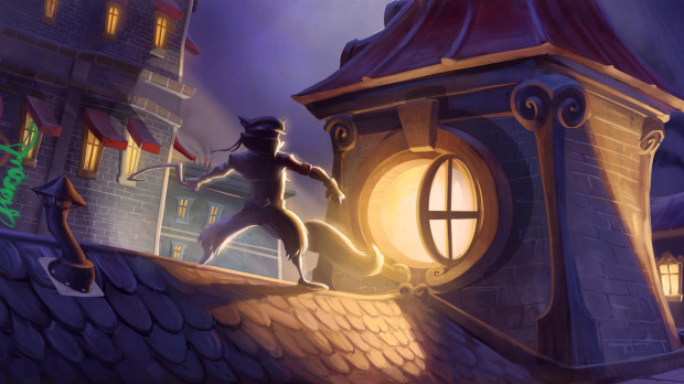 Concours Sly Cooper