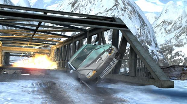 E3 2007 : Stuntman sur deux roues