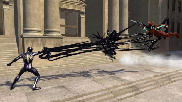 Images de Spider-Man Web Of Shadows