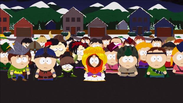7 scènes censurées pour South Park
