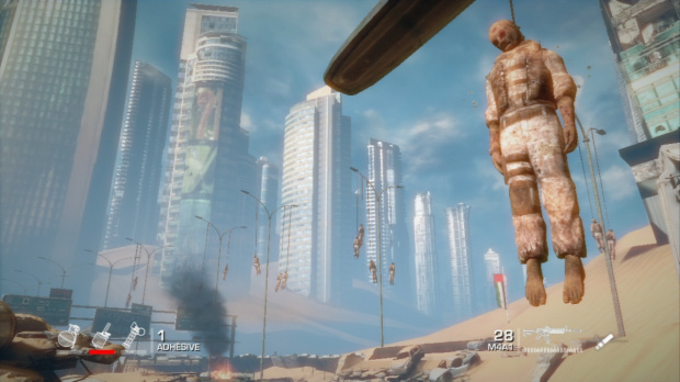 Spec Ops The Line 2 fort mal engagé
