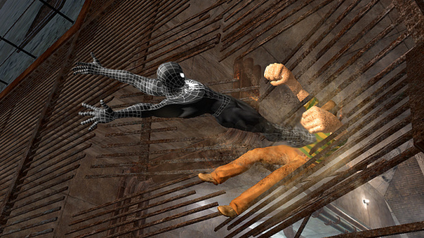 Spiderman 3 en retard sur Playstation 3
