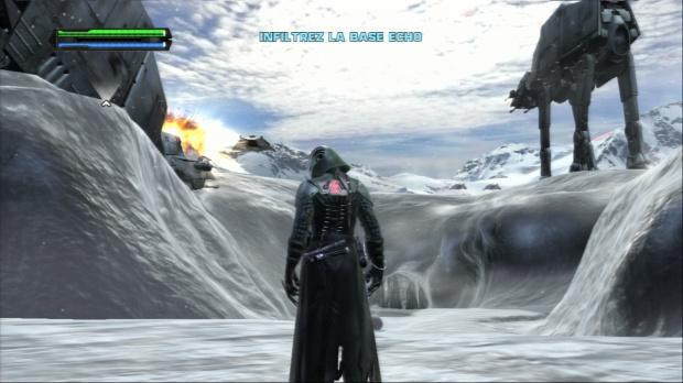 Star Wars : Le Pouvoir de la Force la mission Hoth disponible
