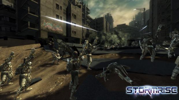 Sega annonce Stormrise