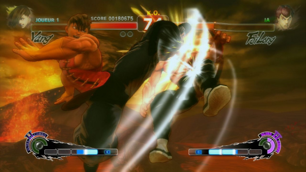 "Super Street Fighter IV Arcade Edition en gamme ""Budget"""