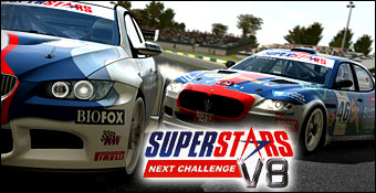 Superstars V8 Next Challenge 100% Club • PSNProfiles.com