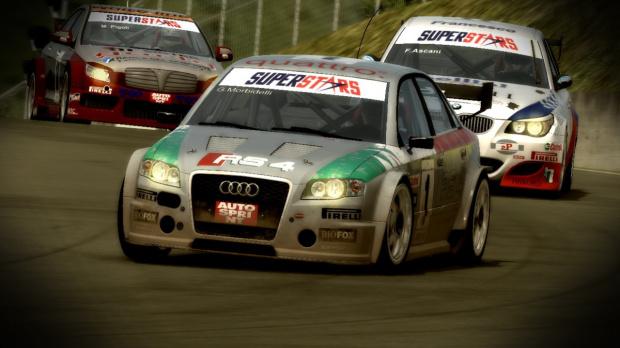 Superstar V8 Racing profite de Gran Turismo 5