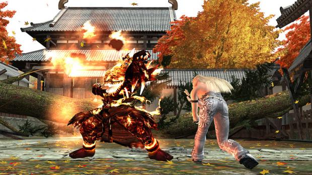 Images : Tekken Dark Resurrection donne des coups