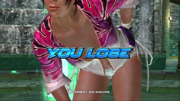 Résultats du concours Tekken 6