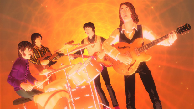 The Beatles Rock Band : All You Need is Love aussi sur Wii et PS3