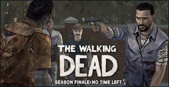 The Walking Dead : Episode 5 - No Time Left