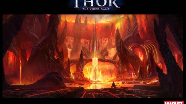 Thor en deux artworks
