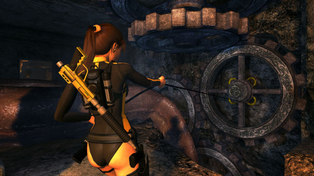 Bientôt des trophées dans Tomb Raider Underworld