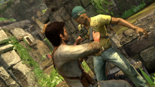 Une compilation Uncharted