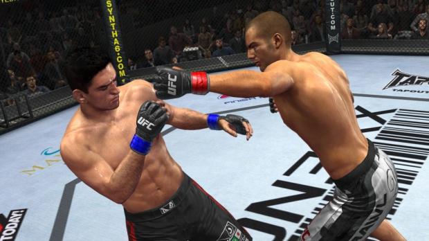 La démo de UFC Undisputed 2010 disponible