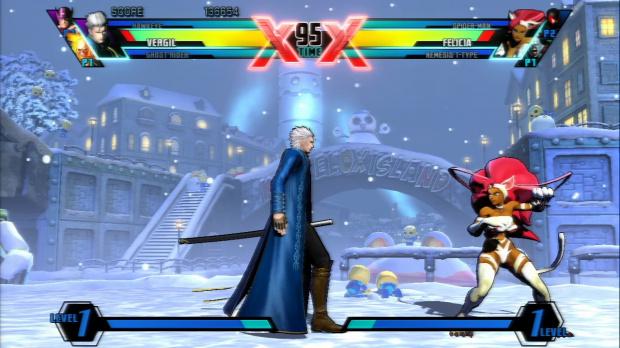 La Vita compatible avec Ultimate Marvel vs Capcom 3 PS3