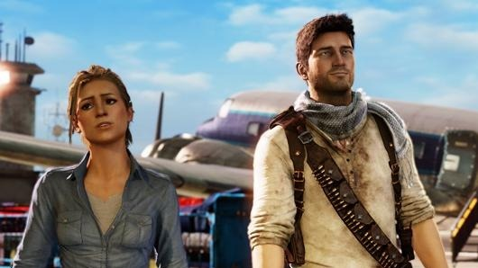 Uncharted 3 en avance en France
