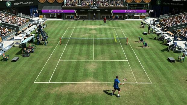 Virtua Tennis 4 : deux démos uniquement sur PS3