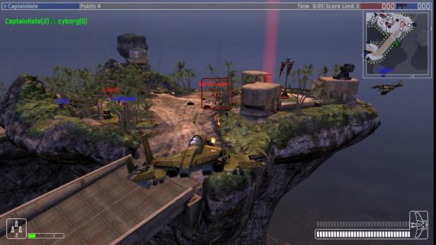 E3 2007 : Warhawk