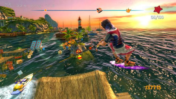 Wakeboarding HD annoncé sur Playstation 3