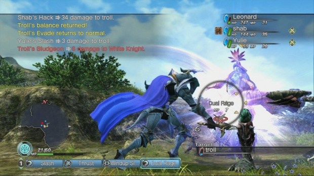 Images de White Knight Chronicles