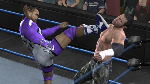 Images : WWE Smackdown Vs Raw 2008
